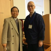 河藤先生と一照さん